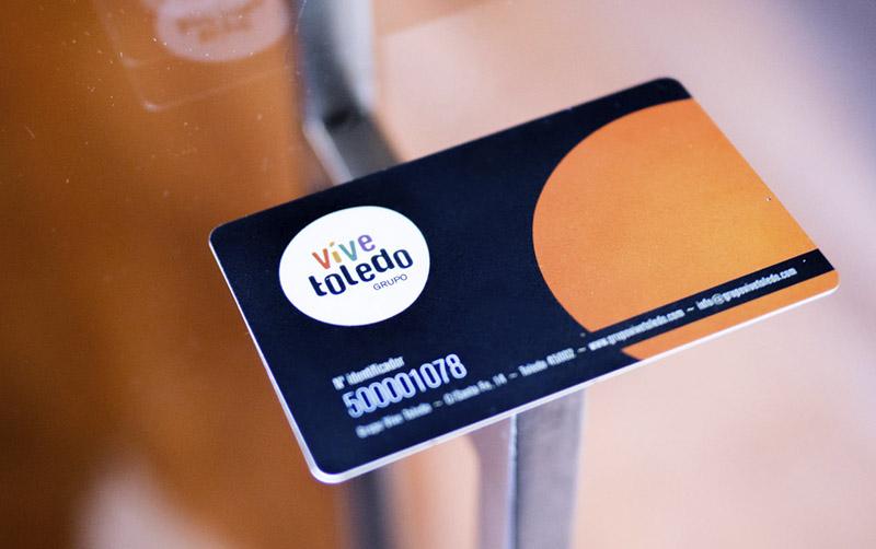 Tarjeta Vive Toledo