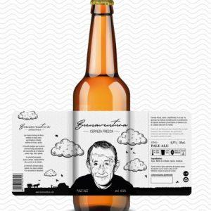 Cerveza Buenaventura Lager