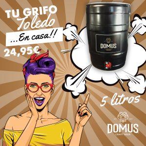 Domus Toledo lager