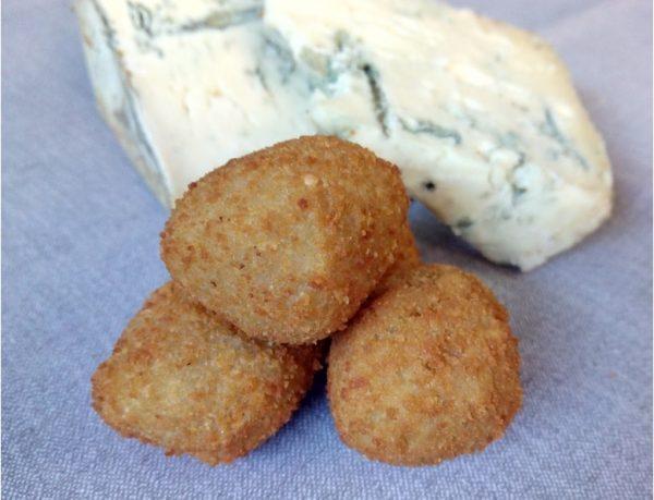 croqueta queso azul