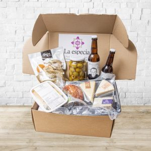 Pack la especia quesos devas gourmet